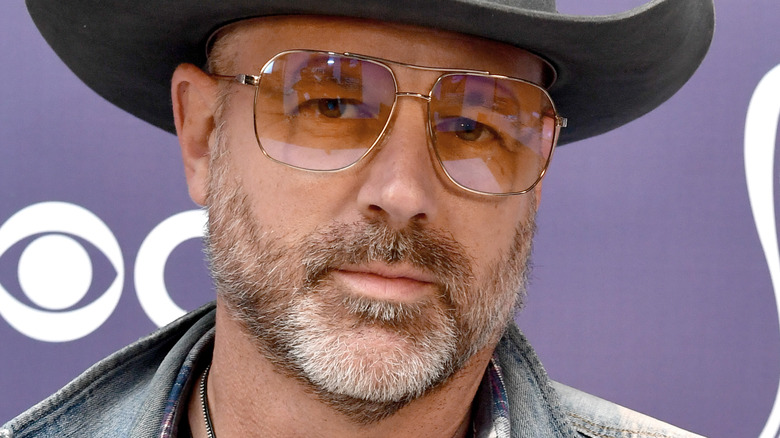Jon Randall in glasses and hat