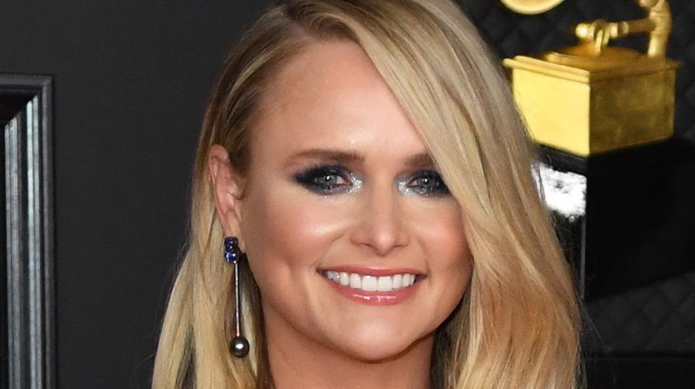 Miranda Lambert smiling