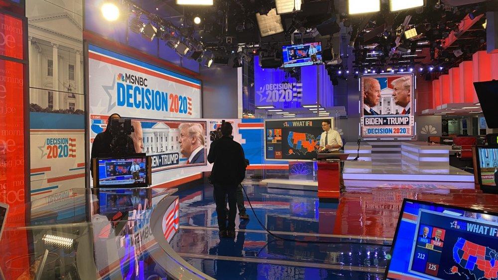 MSNBC 2020 election coverage Steve Kornacki