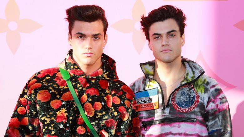 Ethan and Grayson Dolan, the Dolan twins