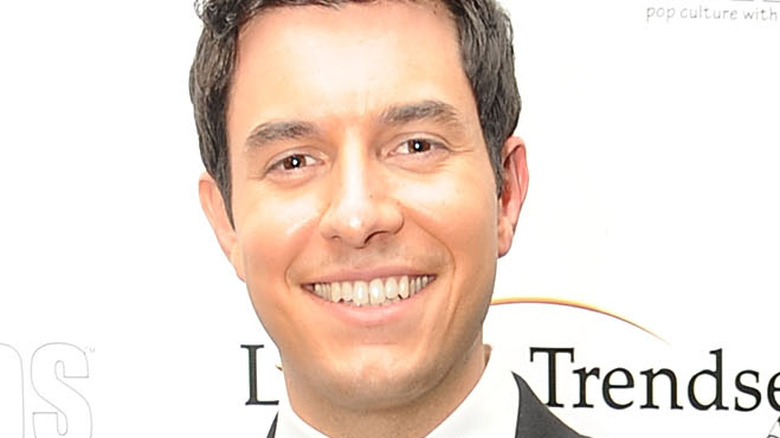 Tom Llamas smiling