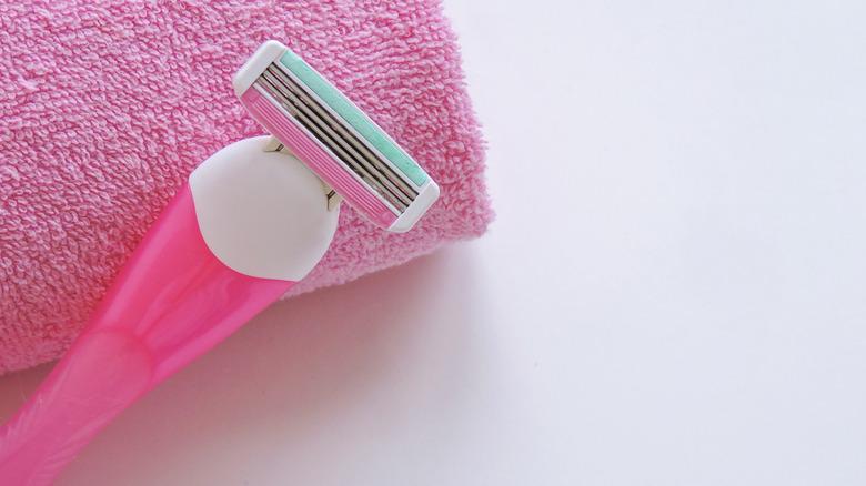 woman's razor