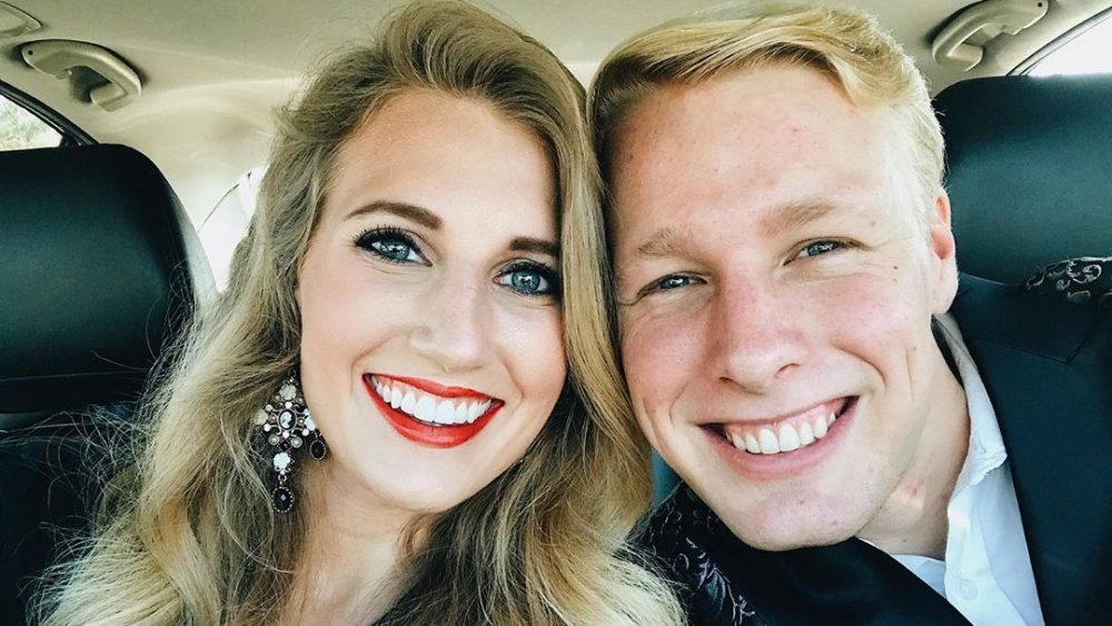 Welcome to Plathville's Ethan and Olivia Plath