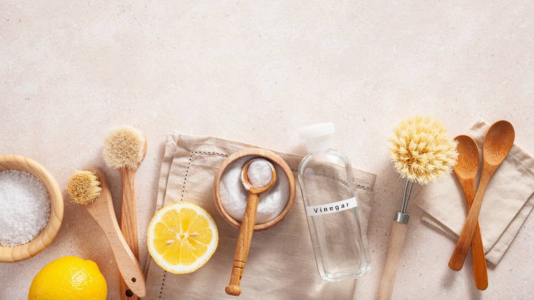 Natural laundry ingredients