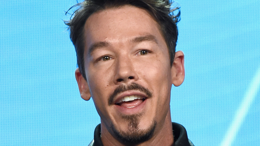David Bromstad My Lottery Dream Home with facial hair