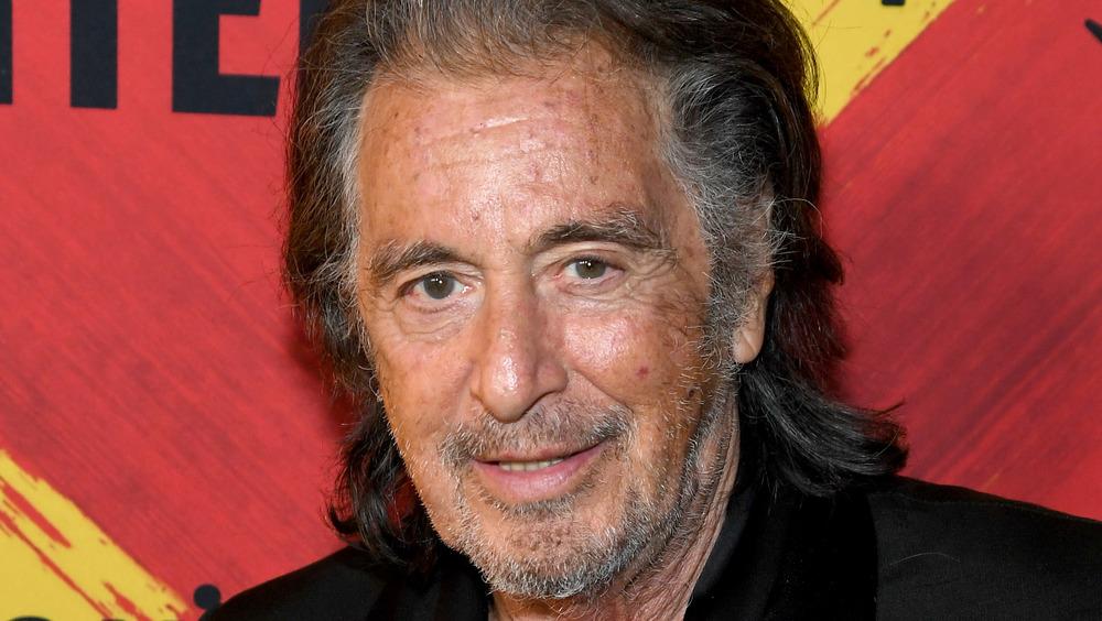 Al Pacino at event