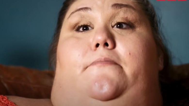 "Alicia Kirgan speaking on ""My 600-lb Life"""