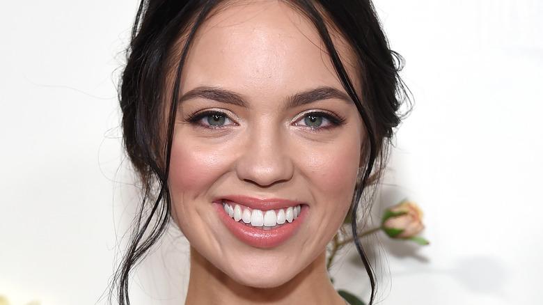 Claudia Sulewski smiling