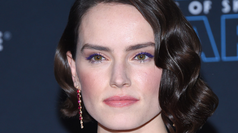 Daisy Ridley at event