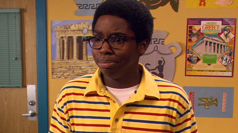 Daniel Curtis Lee as Cookie in Ned's Declassified School Survival Guide