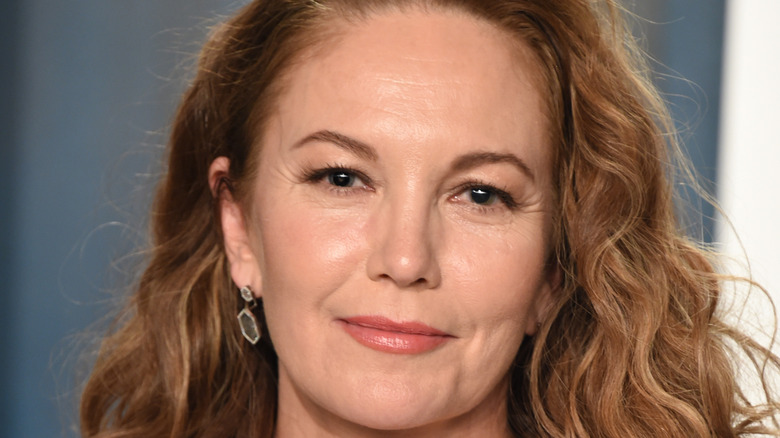 Diane Lane attends the 2020 Vanity Fair Oscar Party hosted by Radhika Jones at Wallis Annenberg Center for the Performing Arts on February 09, 2020
