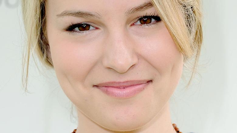 Bridgit Mendler smiling