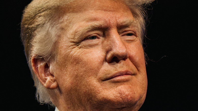 Donald Trump at CPAC 2021