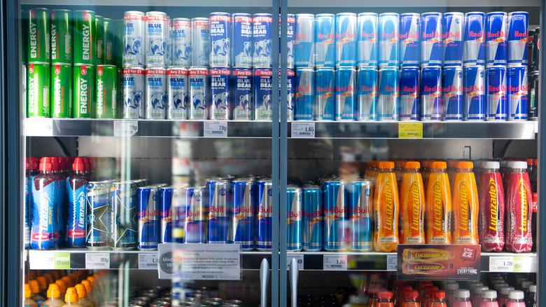 Energy Drinks Store
