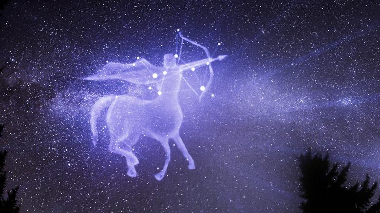 Sagittarius Archer symbol