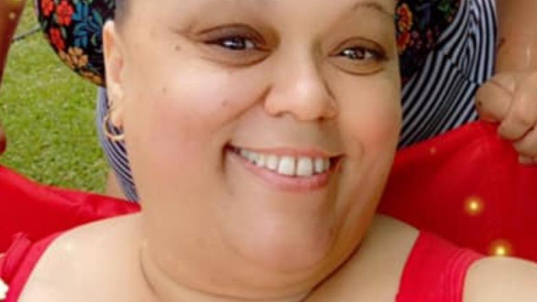 Tara Taylor smiling April 2020
