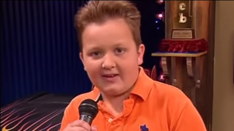 Noah Munck appears as Gibby in iCarly