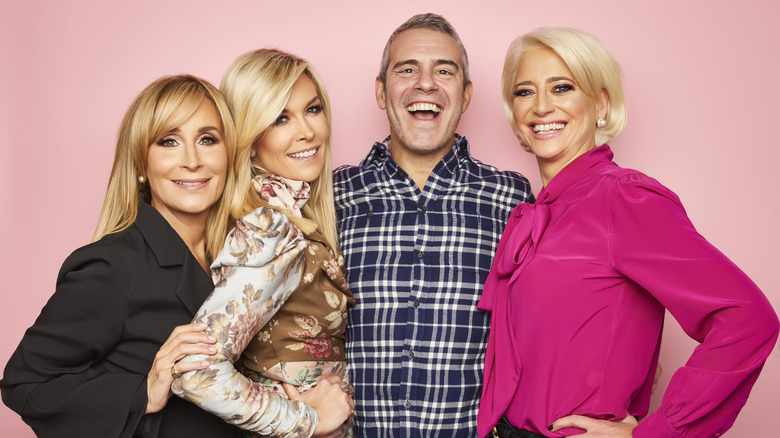 Real Housewives of NYC and Andy Cohen
