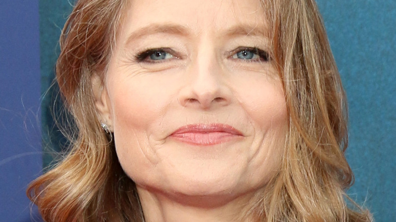 Jodie Foster at event