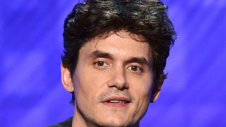 John Mayer face