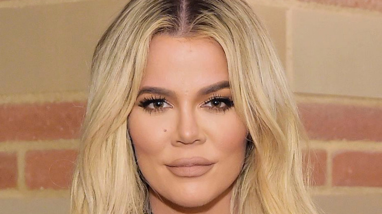 Khloé Kardashian at event
