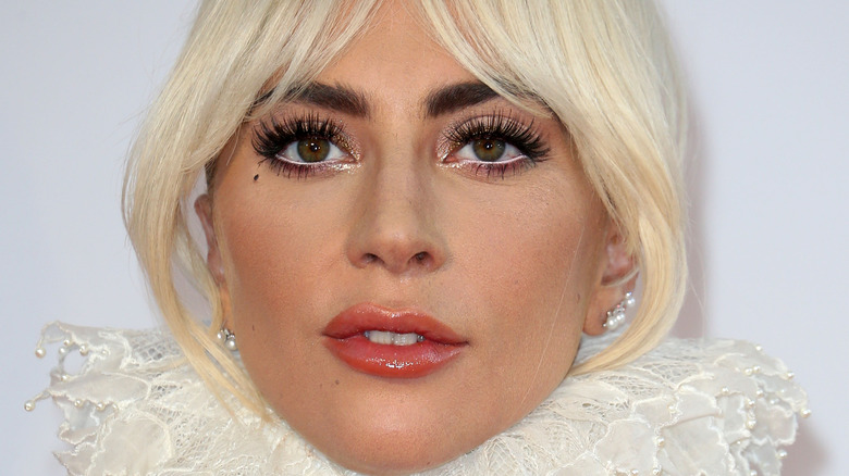 Lady Gaga at event