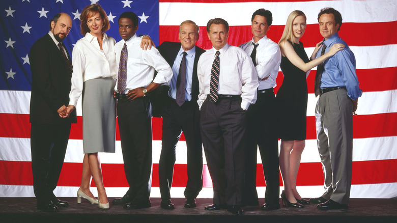 Cast of The West Wing