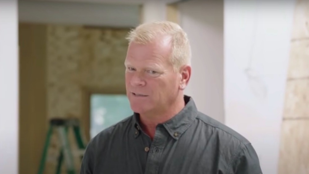 Mike Holmes on Holmes on Homes