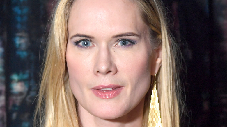 Stephanie March attending an event
