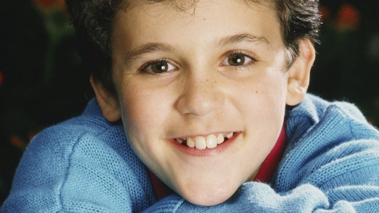 Portrait of Fred Savage