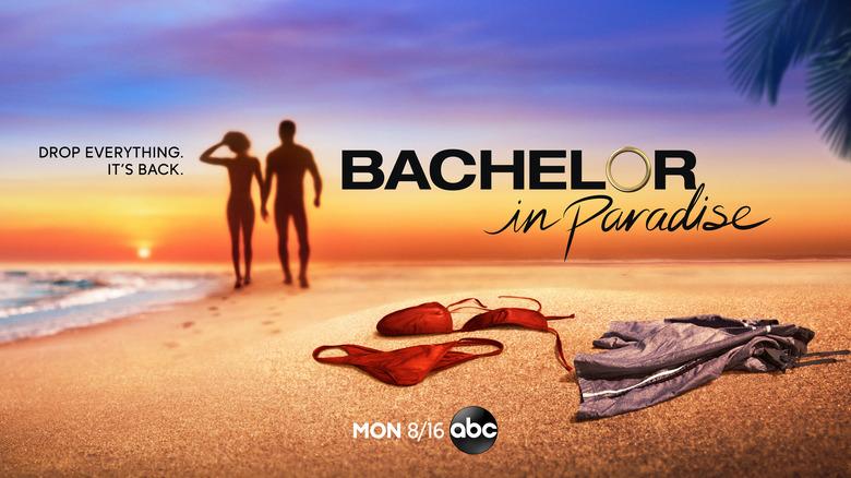 Bachelor in Paradise logo.
