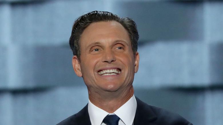 Tony Goldwyn smiling