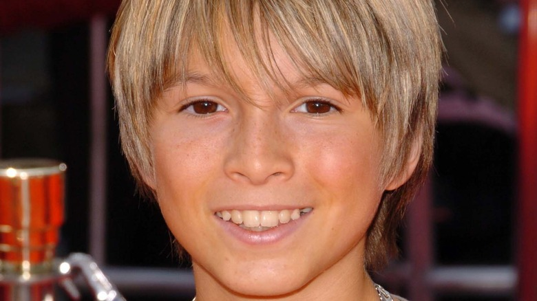 young Paul Butcher
