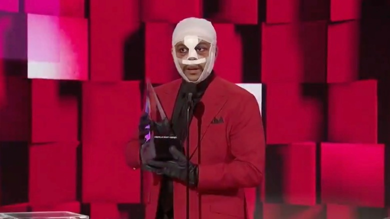 The Weeknd, American Music Awards 2020