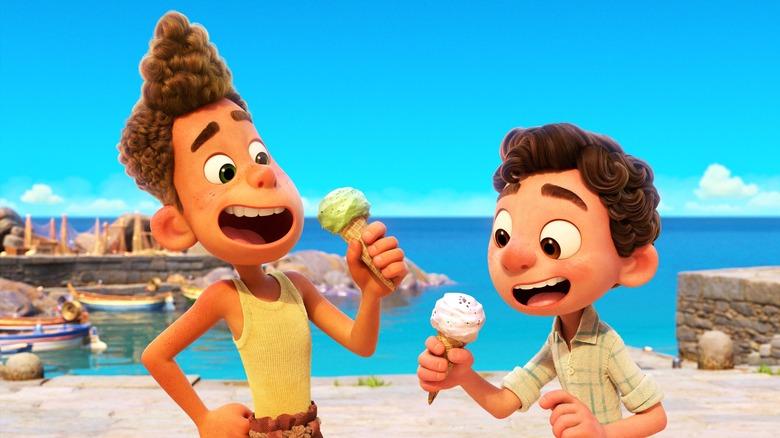 Disney's Luca screenshot