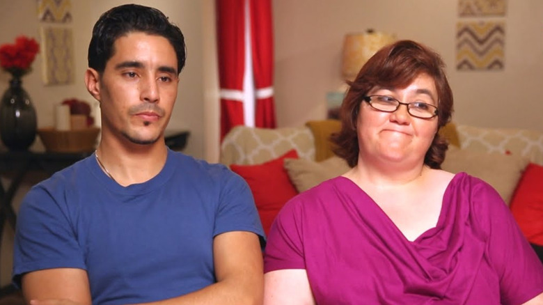 Danielle and Mohammed awkward interview