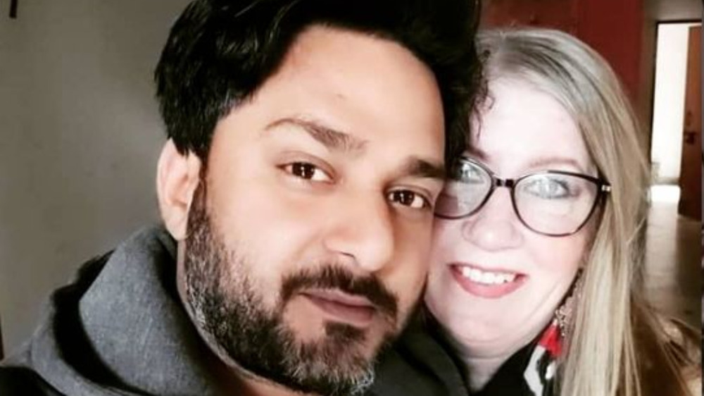 90 Day Fiancé's Sumit and Jenny