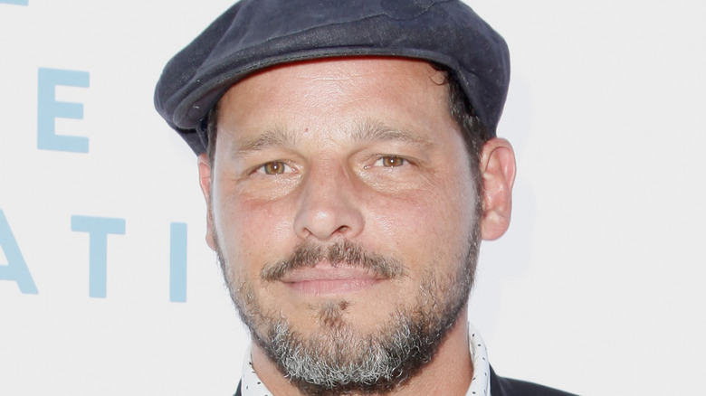 Justin Chambers at event