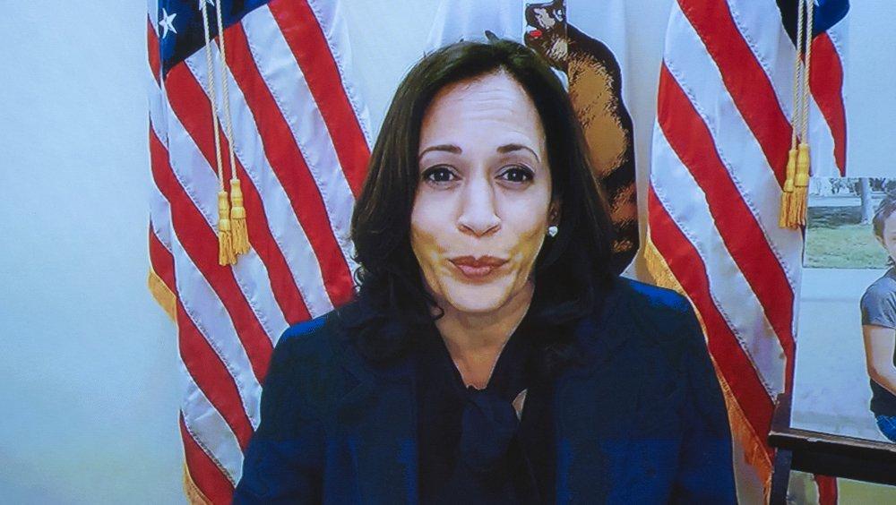Kamala Harris, senate hearings
