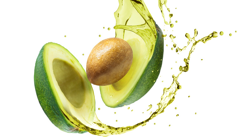 avocados and oil