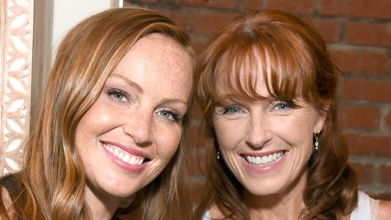 Good Bones stars Mina Starsiak Hawk and Karen Laine pose together