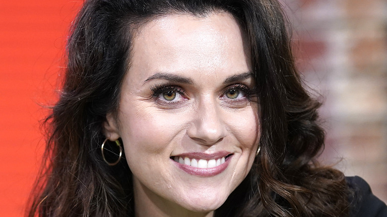 Hilarie Burton at an event in New York.