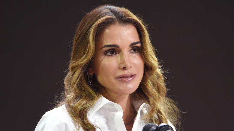 Beautiful princesses and queens Rania of Jordan