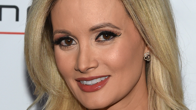 Holly Madison at an event