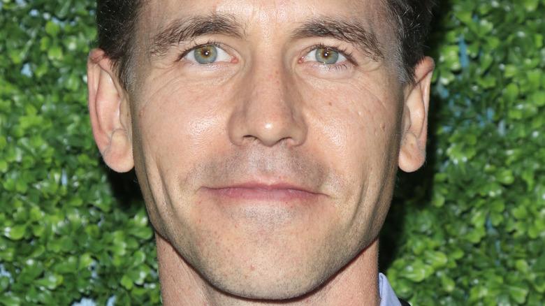 Actor Brian Dietzen smiling
