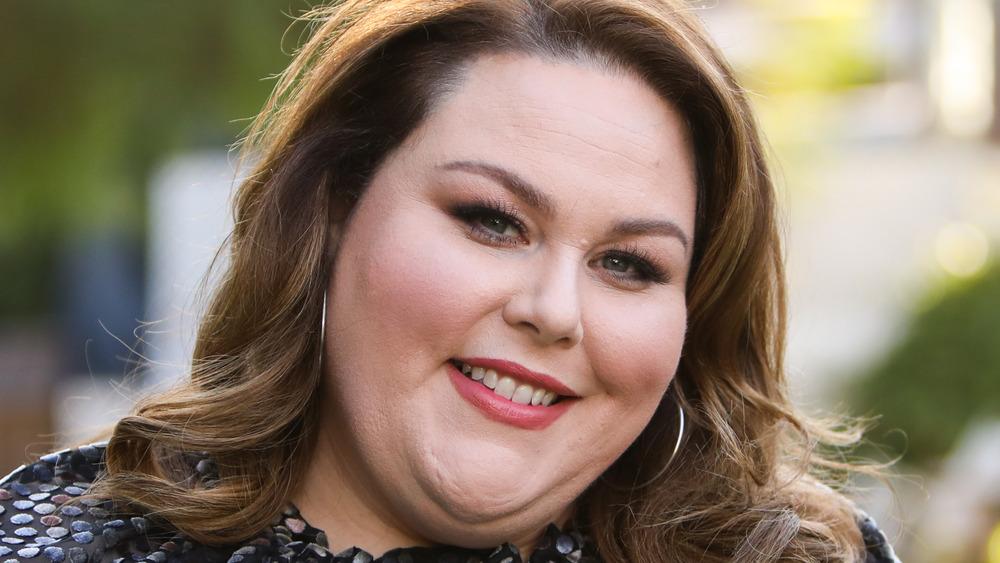 Chrissy Metz smiling