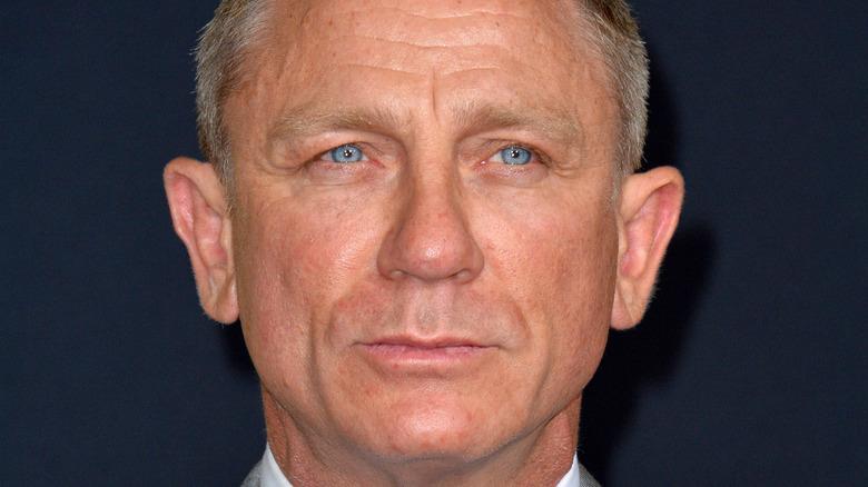 Daniel Craig at event