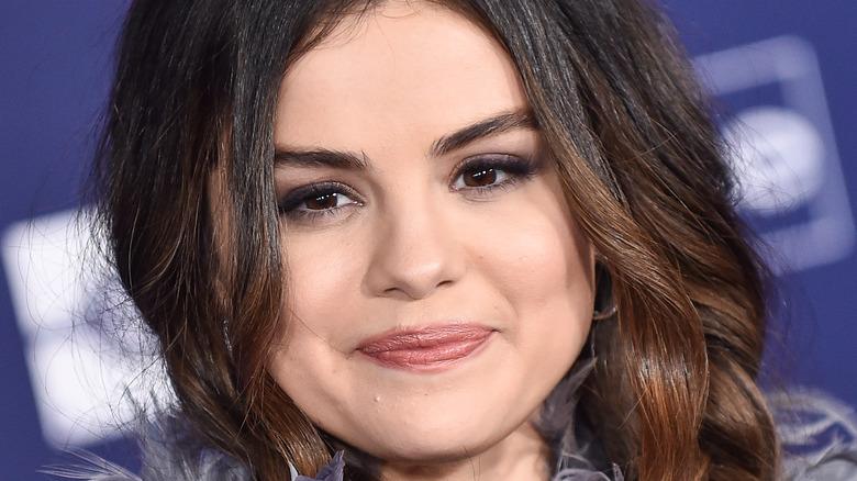 "Selena Gomez enjoys the ""Frozen II"" premiere"