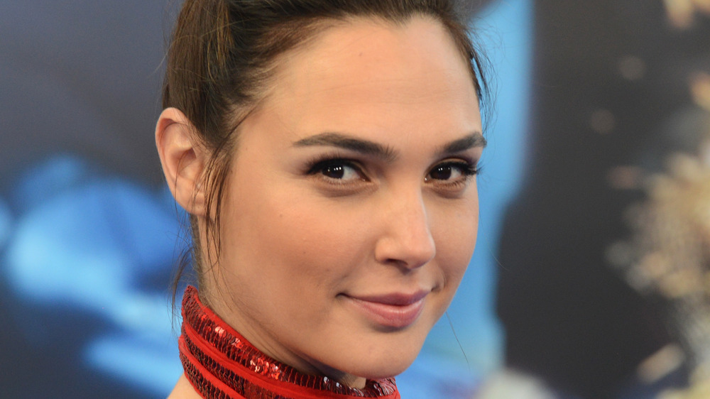Gal Gadot on the red carpet