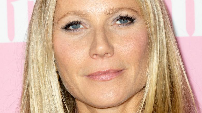 close up of Gwyneth Paltrow